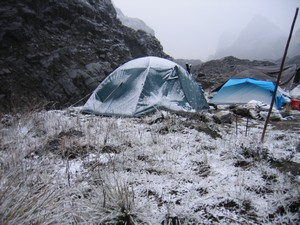 Carstensz Pyramid weather