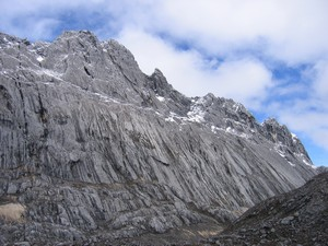 Carstensz Pyramid – top of New Guinea